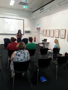 Newcastle Library Talk